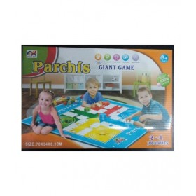 4-player Giant Ludo Board Game (0298)