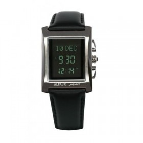 Al Fajr Digital Watch WL-08 - Silver