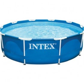 Intex 28200 305 x 76CM Metal Frame Pool Set