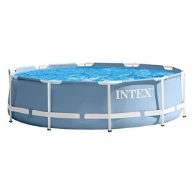 Intex 28700 Prism Frame Set Collapsible Swimming Pool