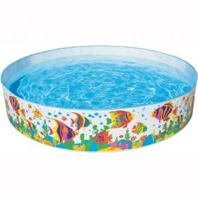 Intex 56453 Ocean Reef Snapset Inflatable Pool
