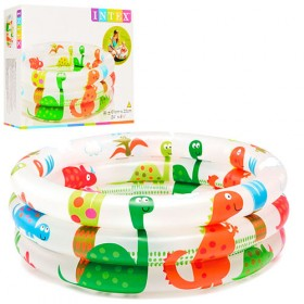 Intex 57106 Dinosaur Ring Baby Pool