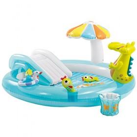 Intex 57129 Gator Inflatable Play Center