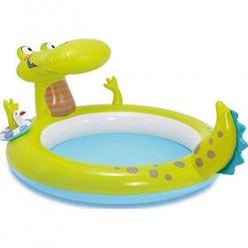 INTEX (57431) Gator Spray Pool