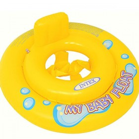 Intex 59574 My Baby Float, Multi-Colour