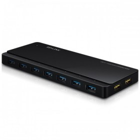 TP-LINK UH720 7-Port USB 3.0 Hub with 2 Additional Charging Ports