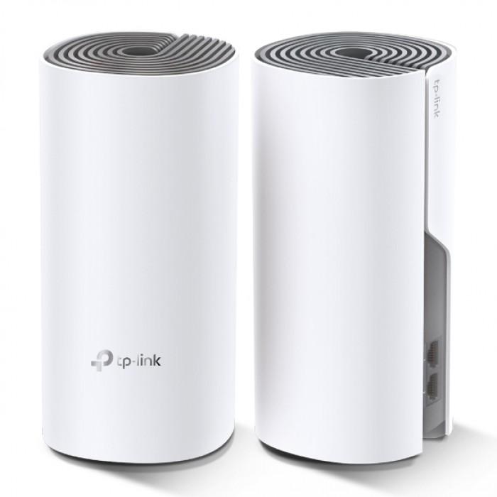 Tplink AC1200 Deco E4 Wi-Fi System (-pack2-)