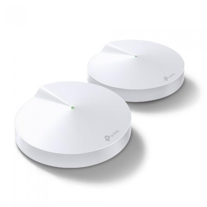 TP-Link Deco P7 Whole Home Wi-Fi Hybrid Mesh with Powerline Backhaul, Up Pack of 2