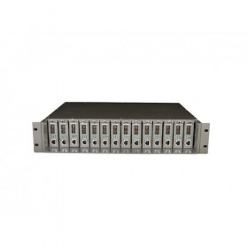 TP-Link TL-MC1400 14-Slot Rackmount Chassis Power Supply