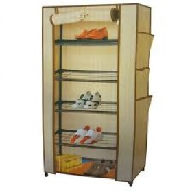 5 shelf shoes rack 6688