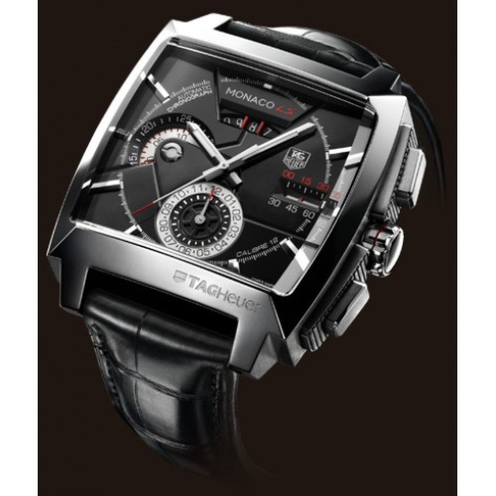 The TAG Heuer Monaco 1979-1989 Limited Edition