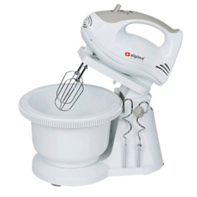 Alpina SF-1011 Hand Mixer with Bowl