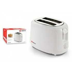 Alpina SF-2506 220 Volt Cool Touch 2-Slice Toaster