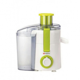 ALPINA Juice Extractor - SF-3003 - White & Green
