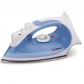 Alpina SF-3924 Steam Iron Non-Stick Soleplate 1600W