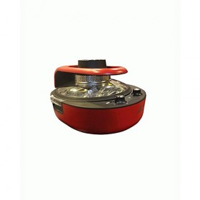 ALPINA SF-6013 Dual Air Grill  Red