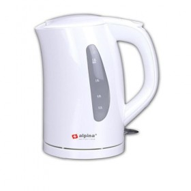 Alpina SF-809 Cordless Electric Kettle 1.5 Ltr