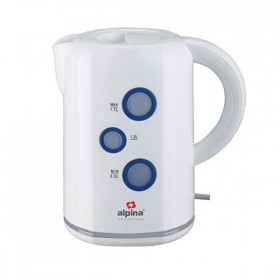 Alpina SF-821 Cordless Electric Kettle 1.7 Ltr