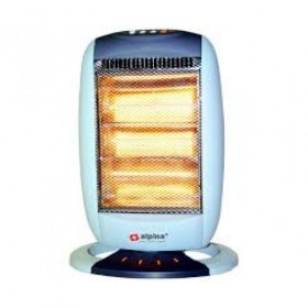 Alpina SF-9353 Halogen Heater 1200W