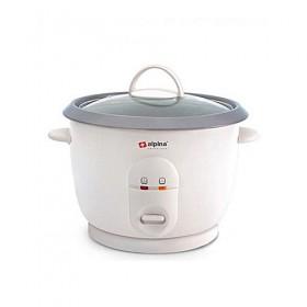 ALPINA Rice Cooker 450W SF1901 White