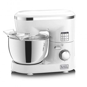 Black+Decker SM1000-B 1000W Stand Mixer