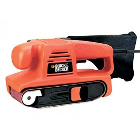 BLACK&DECKER KA85 Belt Sander