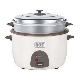 Black & Decker RC4500 4.5 Liter Non Stick Rice Cooker 220 volts 50 hz