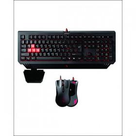 A4Tech B1500 Bloody Blazing Gaming B110 Keyboard & V9C Mouse Set