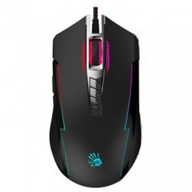 A4tech Bloody P93 Light Strike 5K RGB Animation Gaming Mouse Black
