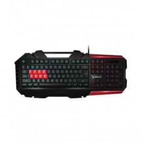 Bloody 8 Light Strike Mechanical Gaming Keyboard Black And Grey (B3590R)