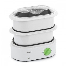 Braun Tribute Collection Food Steamer (FS-3000)