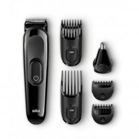 Braun 6in1 Multi Grooming Kit, Beard and Hair Trimmer (MGK3020)