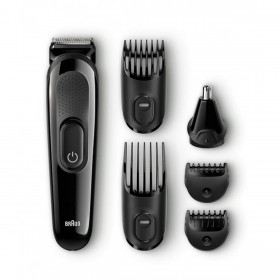 Braun 6in1 Multi Grooming Kit, Beard and Hair Trimmer (MGK3020)