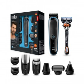 Braun 9in1 Multi Grooming Kit (Mgk3085)