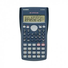 Casio FX-82 MS-Scientific Calculator