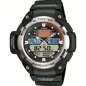 Casio Edifice SGW-400H-1BVDR Watch