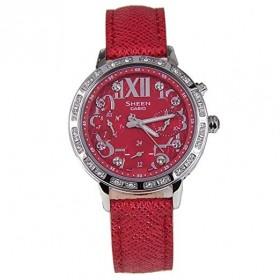 Casio Edifice SHE-3036L-4AUDR Watch