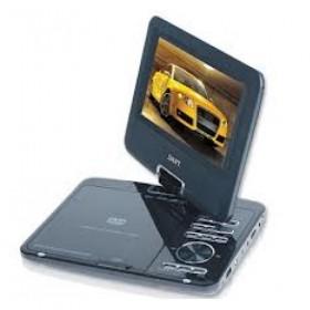 "Dany Portable DVD Player 7.5"" (E-75)"