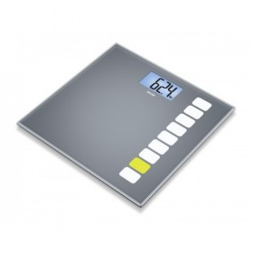 Beurer Glass Scale GS 205 Sequence