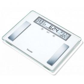 Beurer Glass Diagnostic Bathroom scale BG 51 XXL