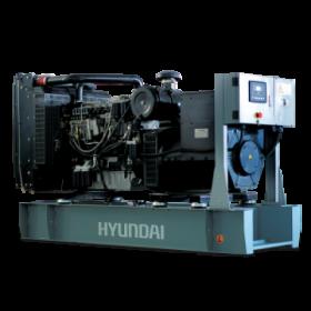 Hyundai HDG10 Single Phase 10kVa Diesel Generator