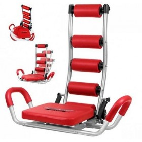 AB Rocket Twister Abdominal Trainer Red