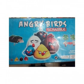 Angry Bird Scrabble Board Game Large (0255)