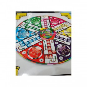 6 Player XXL Ludo Board Game