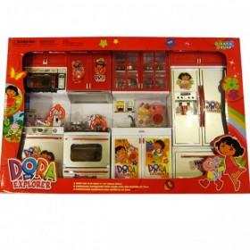 Dora Explorer Kitchen Large Size Toy