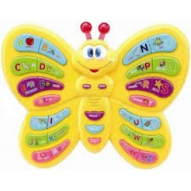 Butterfly Talking Alphabet