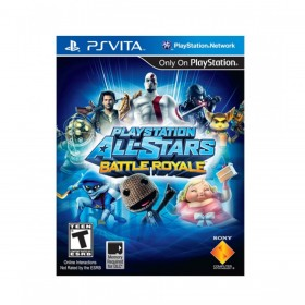 All Star Battle Royale Game For PS Vita