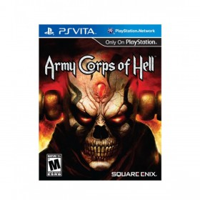Army Corps Of Hell Game For PS Vita
