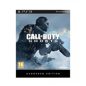 Call of Duty: Ghosts - Hardened Edition Game For PS3