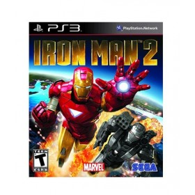 Iron Man 2 Game For PS3